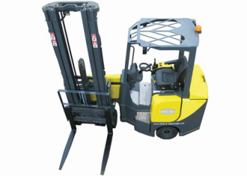 articulated-forklift